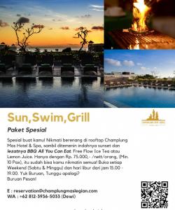 Sun Swim Grill